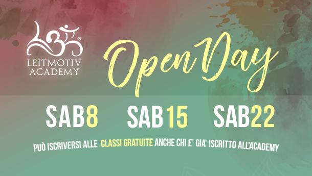 Leitmotiv® Open Day 2018