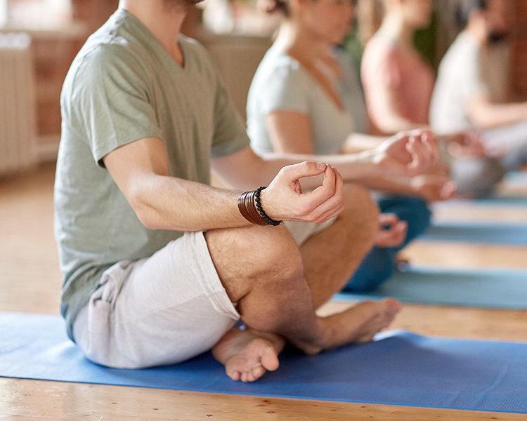 Day 6. Beginner's Home Yoga Worko