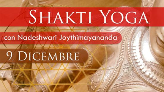Shakti Yoga con Nadeshwari