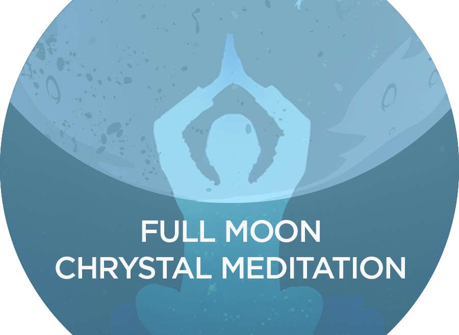 Full Moon Crystal Meditation