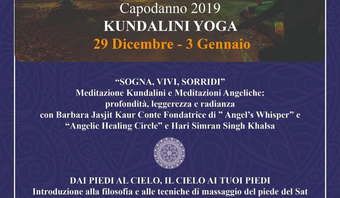 Capodanno Yoga in Salento