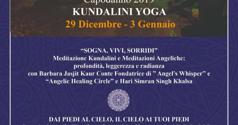 Capodanno Yoga in Salento
