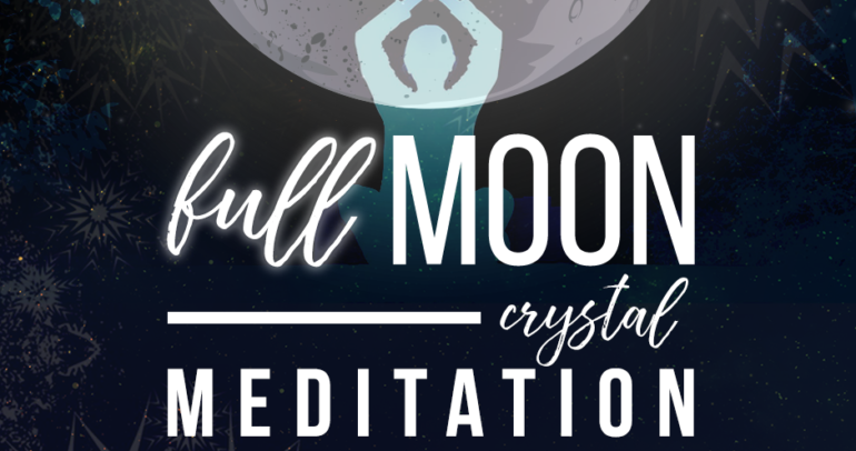 Full Moon Meditation – 22 Dicembre