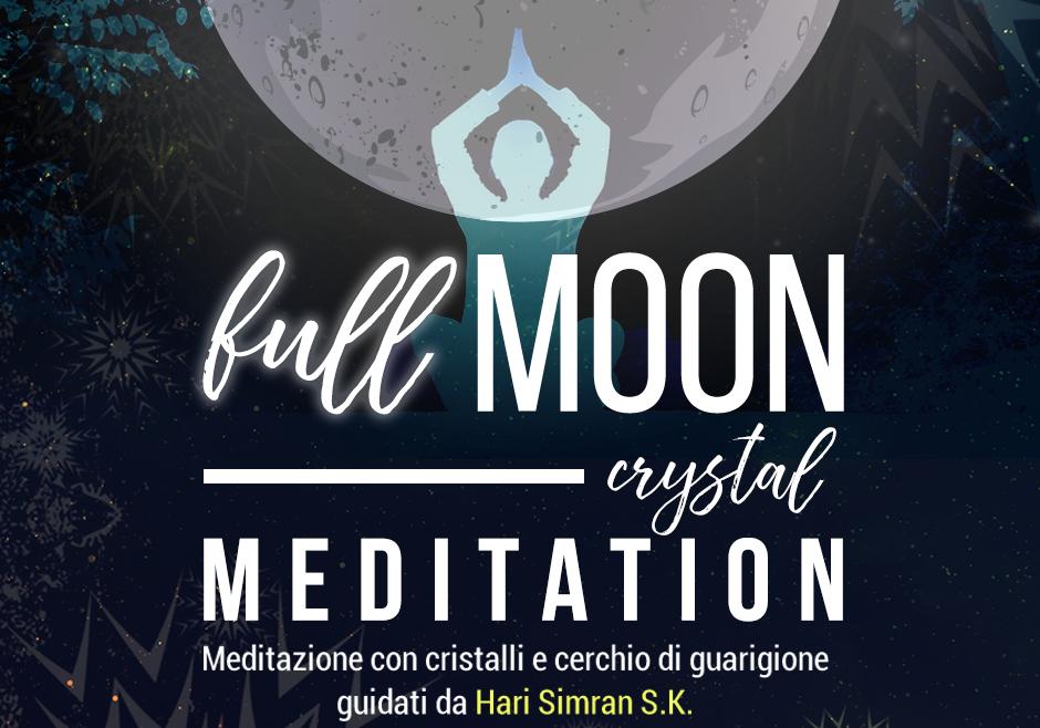 Full Moon Meditation – 22 Dicembre