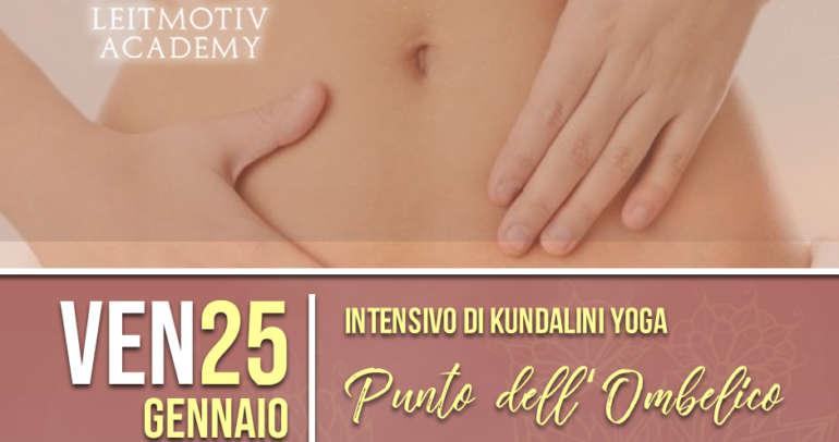 Intensivo di Kundalini Yoga –  Il punto dell'ombelico