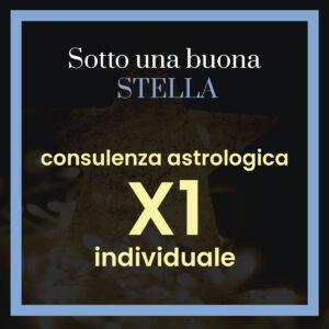 Consulenza Astrologica x1