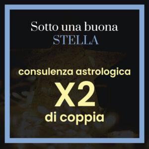 Consulenza Astrologica x2