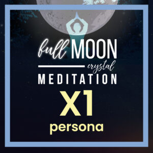 Full Moon Crystal Meditation